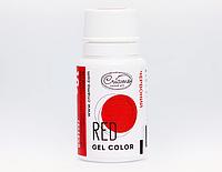 Краситель гелевый Criamo мини, красный, 10 грамм