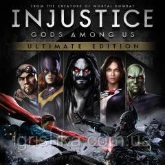 Injustice: Gods Among Us Самое полное издание Ps4 (Цифровой аккаунт для PlayStation 4) П3