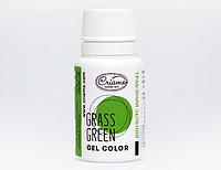Краситель гелевый Criamo мини, травяной зеленый, 10 грамм