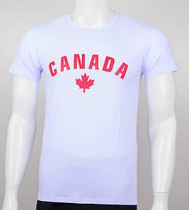Футболка чоловіча CANADA (2012-го), Білий