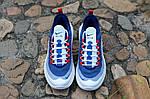 Чоловічі кросівки Nike Air Max Axis (біло-сині) 457TP, фото 6
