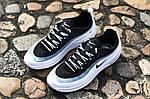 Чоловічі кросівки Nike Air Max Axis (біло-чорні) 454TP, фото 2