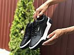 Женские кроссовки Puma Cali (черные) 9527, фото 2
