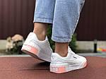 Жіночі кросівки Puma Cali (біло-рожеві) 9528, фото 3