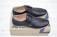 Туфли мужские Affinity 1709-11 чёрные кожа на шнурках, фото 1