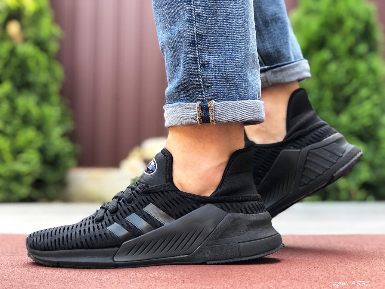 Чоловічі кросівки Adidas Climacool (чорні) 9531