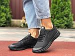 Женские кроссовки Nike Free Run 3.0 (черные) 9542, фото 2