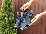 Жіночі кросівки Nike Free Run 3.0 (темно-сині) 9544, фото 2