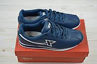 Кроссовки мужские X-TEP 322161 синие ПВХ, фото 1