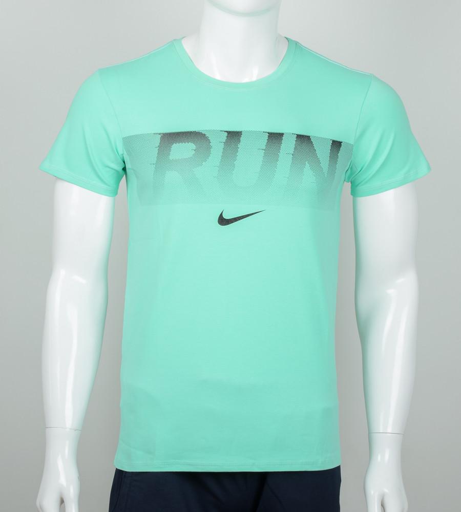 Футболка мужская Run (2042м), Мята