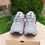 Женские кроссовки New Balance 574 (серые) 20144, фото 8