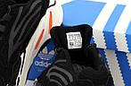 Жіночі кросівки Adidas Yееzy 700 Рефлективні (чорно-білі) 12170, фото 4