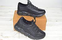 Кроссовки детские Jong Golf 791-20 чёрные искусственная кожа, фото 1