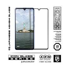 Захисне скло Armorstandart Icon для Samsung Galaxy A41 SM-A415 Black, 0.33 mm (ARM56242-GIC-BK)