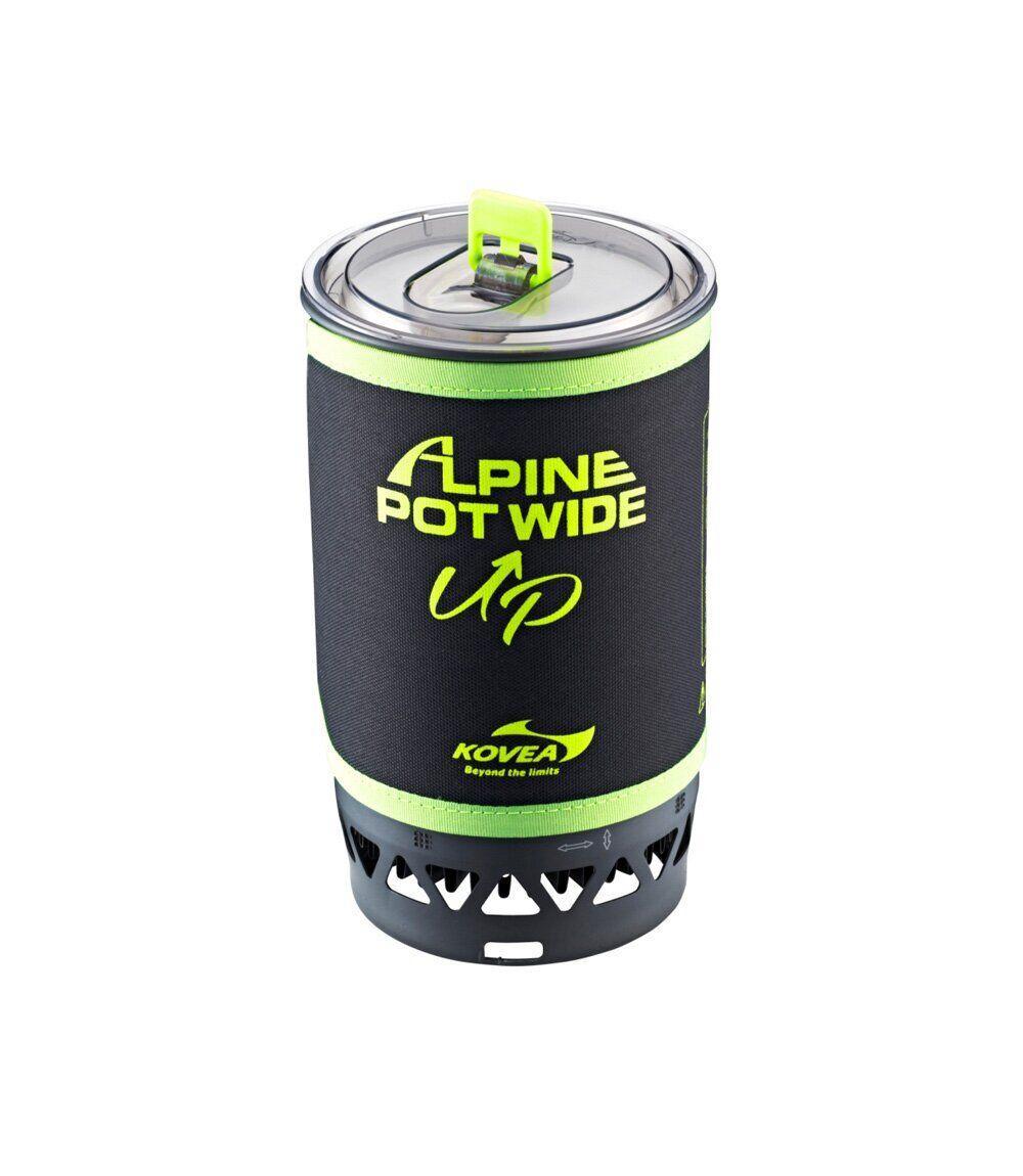 Газовий пальник Kovea KB-0703WU Alpine Pot Wide UP