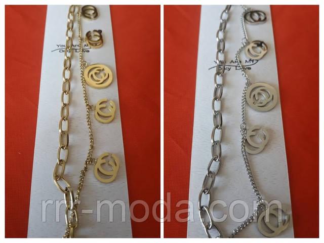 Женские браслеты бренды с подвесками оптом в Украине. Фото, цены.