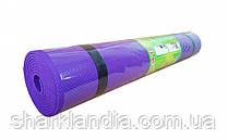 Йогамат EVA M 0380-1 ((Фиолетовый))