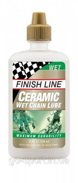 Масло Finish Line Ceramic Wet Lube 120ml
