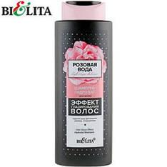 Bielita - HydRose Delux Шампунь-гидролат для волос Эффект глазирования волос 400ml