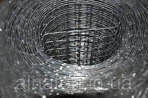 Сетка сварная оцинкованная для штукатурки