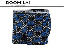 Мужские боксеры стрейчевые из бамбука «DOOMILAI» Арт.D-01368, фото 3