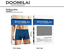 Чоловічі боксери стрейчеві з бамбука «DOOMILAI» Арт.D-01366, фото 2