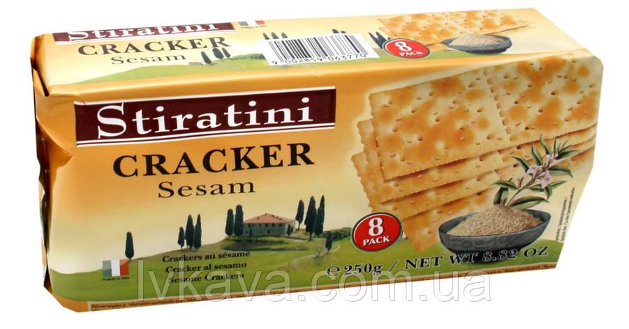 Крекер Stiratini с сезамом , 250 гр, фото 2