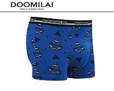 Мужские боксеры стрейчевые из бамбука «DOOMILAI» Арт.D-01396, фото 3