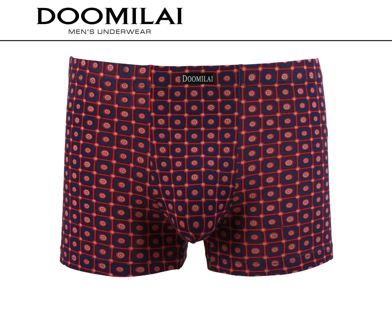 Чоловічі боксери стрейчеві з бамбука «DOOMILAI» Арт.D-01395