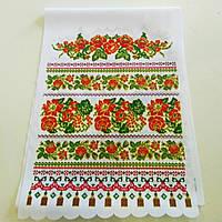 Рушник орнаментный Розы, фото 1