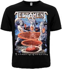"Футболка Testament ""Titans of Creation"", Размер M"