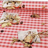Rasch Обои на стены Виниловые на бумажной основе 53см х 10м супер мойка для кухни с рисунком оливки