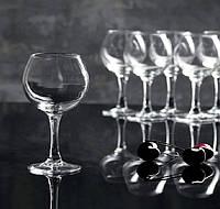 """Набор бокалов 280 мл для красного вина """"French Brasserie"""" Luminarc  6 шт."""