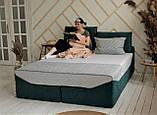 Кровать Дуо 160×220 ( Ладо, Бескаркасная мебель), фото 2
