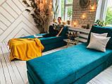 Кровать Дуо 160×220 ( Ладо, Бескаркасная мебель), фото 3