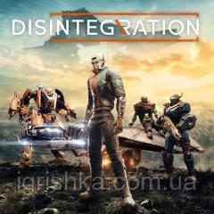 Disintegration Ps4 (Цифровой аккаунт для PlayStation 4) П3