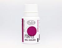 Краситель гелевый Criamo мини, фиолетовый, 10 грамм