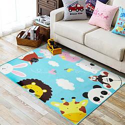 Коврик для детской комнаты Добрые зверята 100 х 130 см Berni Home