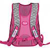 Рюкзак школьный для девочки 1 Вересня S-43 Keit Kimberlin розовый, фото 2