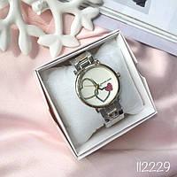 Часы Michael Kors серебро. Реплика