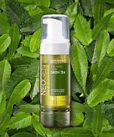 Успокаивающая пенка с зеленым чаем Neogen Dermalogy Real Fresh Foam Cleanser Green tea
