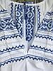 Вишита сорочка жіноча домоткане полотно розмір 44 (М) ручна робота