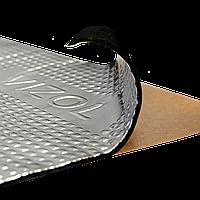Шумоізоляція Авто Acoustics VIZOL 2 мм (фольга 100 мкм) 50х70 см Віброізоляція Шумка Виброшумоизоляция, фото 1