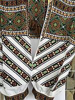 Жіноча вишиванка машинна робота домоткане полотно 50-52 розмір, фото 1