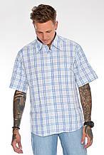 Мужская рубашка Gelix 2015-09 синяя