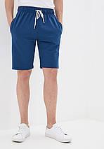 Спортивные мужские шорты для спорта индиго, фото 2