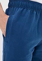 Спортивные мужские шорты для спорта индиго, фото 3