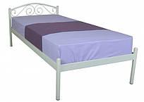 Металева ліжко 90х200 ALBA beige ТМ EAGLE