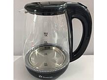 Електро чайник (скло 1.8 L)