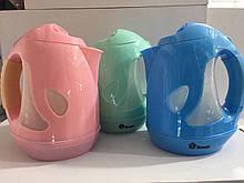 Чайник електричний 2L пластмасовий